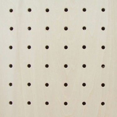 シナ有孔ボード5-25