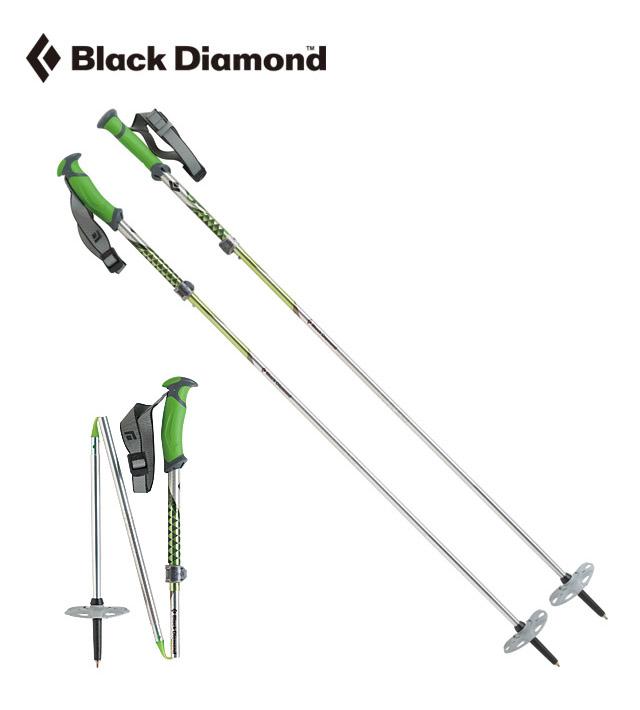 ブラックダイヤモンド/Black Diamond スキーストック【コンパクター】
