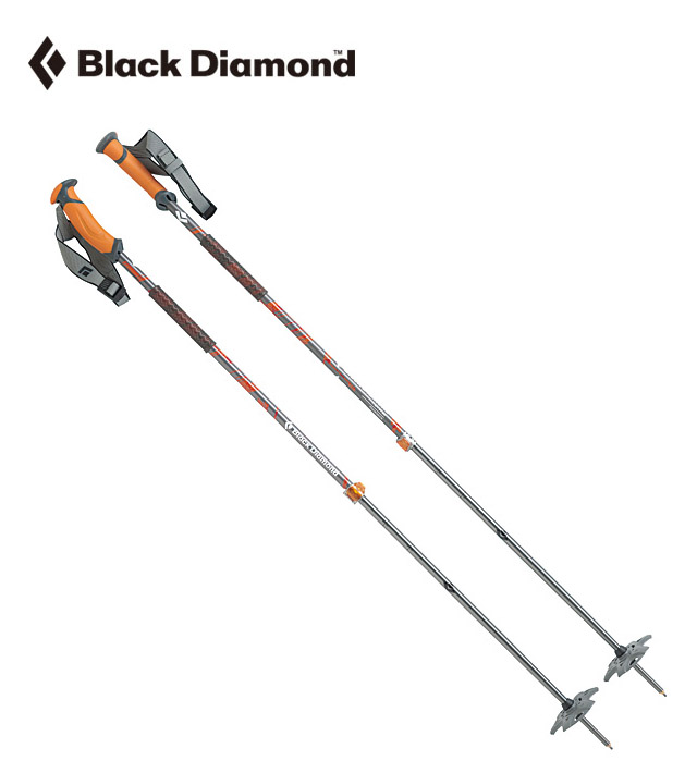 ブラックダイヤモンド/Black Diamond スキーポール【トラバースポール】