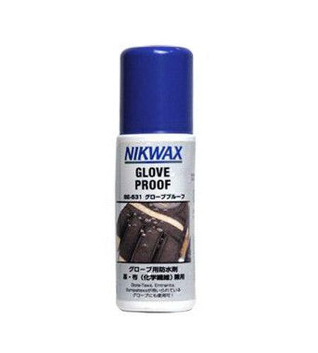 ニクワックス/NIKWAX EBE531レザー、ナイロングローブ撥水剤【グローブプルーフ】