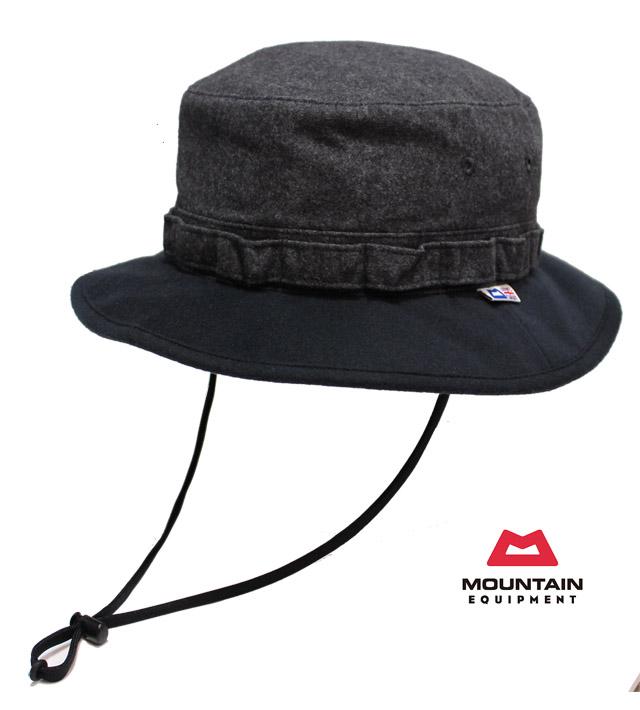 MOUNTAIN EQUIPMENT(マウンテン イクイップメント)ハット、帽子【フランネル・ジャングルハット】423025