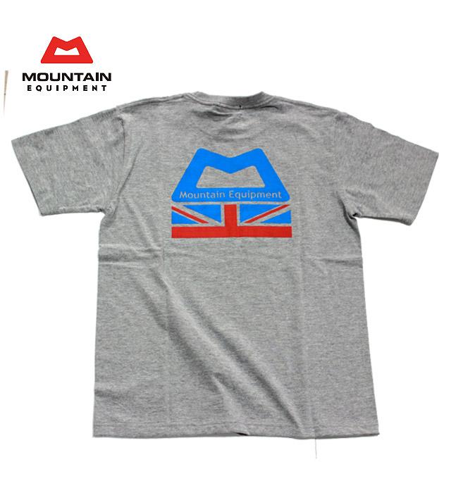 MOUNTAIN EQUIPMENT(マウンテン イクイップメント) #423725 Tシャツ 【ME Old Logo Tee】ME・オールド・ロゴ・ティー