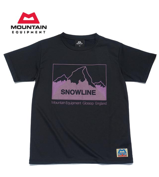 Mountain Equipment/マウンテンイクイップメント 【ダブルフェイスT スノーライン】(メンズ)