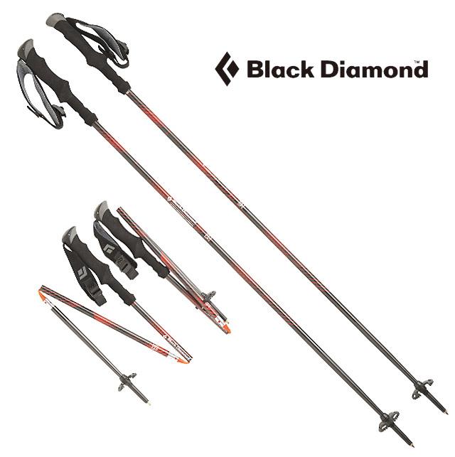 ブラックダイヤモンド/Black Diamond トレッキングポール【ウルトラマウンテンカーボン】ストック