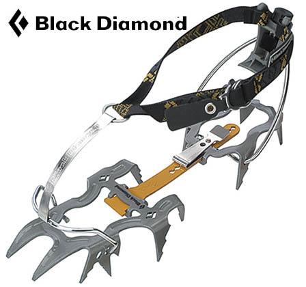 ブラックダイヤモンド/セイバートゥースクランポン