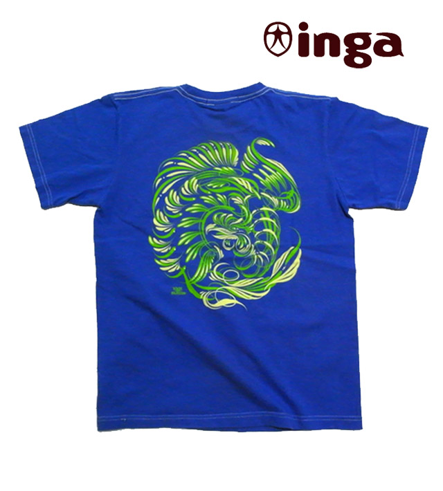 inga/インガ Tシャツ 【ホウオウT】