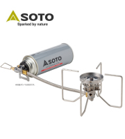 SOTO/ソト(新富士バーナー) 【レギュレーターストーブ フュージョン】 ST-330
