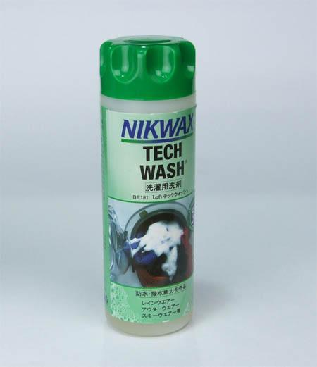 ニクワックス/NIKWAX防水・撥水生地専用洗剤【Loftテックウォッシュ】