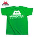 MOUNTAIN EQUIPMENT(マウンテン イクイップメント)Tシャツ【ME ロゴTシャツ】 #421797