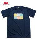 MOUNTAIN EQUIPMENT(マウンテン イクイップメント) #423777 速乾Tシャツ【グラフィックTシャツ - マウンテン】