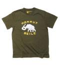 MAMMUT/マムート Tシャツ【RETRO LOGO Tシャツ】