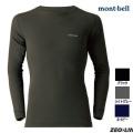 モンベル/mont-bell ジオラインLWラウンドネックシャツ【メンズ】