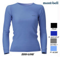 モンベル/mont-bell ジオラインLWラウンドネックシャツ