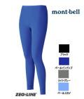 モンベル/mont-bell ジオラインLWタイツ