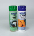 ニクワックス/NIKWAX【透湿防水生地専用撥水剤・洗剤セット】