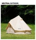 NEUTRAL OUTDOOR/ ニュートラルアウトドア NT-TE01 【GEテント2.5】 23456 ワンポールテント ゲル型テント