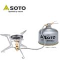 SOTO/ ソト( 新富士バーナー) 【マイクロレギュレーターストーブ フュージョントレック 】SOD-330
