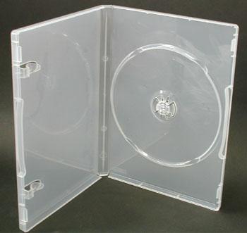 ポップマンボウ DVDトールケース スーパークリア 1枚収納 1個