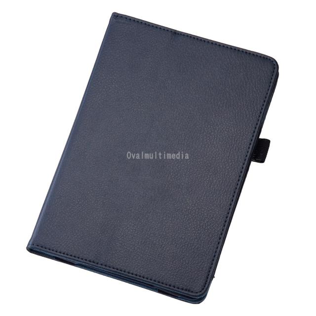 iPad mini4用 スタンドケース ブルー