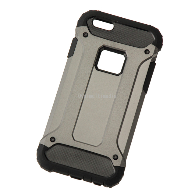 iPhone6/6S用コンビネーションケース ブラック