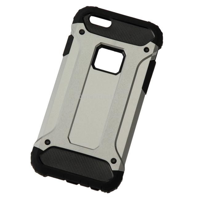iPhone6/6S用コンビネーションケース グレー