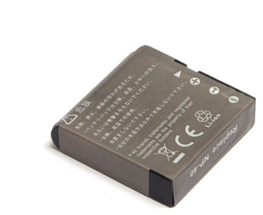 互換バッテリー Casio MBH-CNP-40