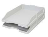 レール式LCDアーム オプション書類トレイ