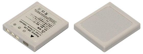 互換バッテリー Sanyo MBH-DB-L20