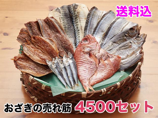 おざきの売れ筋4500 送料込み (贈答用・ギフトセット)