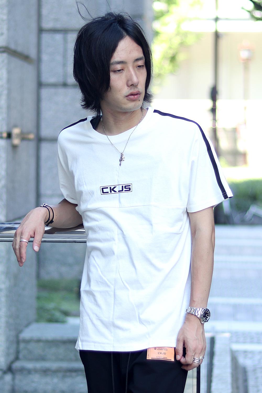 COOKJEANS クックジーンズ バックプリント ビッグ Tシャツ (Men's/メンズ)