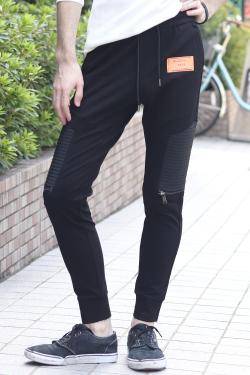 再入荷 COOKJEANS クックジーンズ ジャージ トラック パンツ(Men's/メンズ)