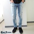 【COOKJEANS/クックジーンズ】NEBULAデニムパンツ(men's/メンズ)