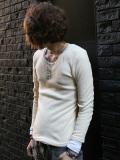【COOKJEANS/クックジーンズ】Vネックニットソー(men's/メンズ)