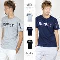 MA-1 プリント Tシャツ 半袖Tシャツ ポケット プリント カットソー トップス(men's/メンズ)