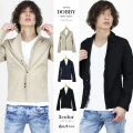 【20%OFF】COOKJEANS クックジーンズ ドビー シャツ メンズ ジャケット ドビー織り 春ジャケット(men's/メンズ)
