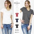 COOKJEANS クックジーンズ ピグメント 半袖 Tシャツ レディース 半袖Tシャツ(Lady's/レディース)