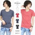 【10%OFF】COOKJEANS クックジーンズ ピグメント 半袖 Tシャツ メンズ 半袖Tシャツ ティーシャツ トップス(men's/メンズ)