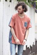 COOKJEANS クックジーンズ 切り替え ポケット Tシャツ(Men's/メンズ)