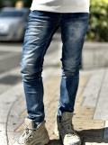 COOKJEANS クックジーンズ 21SS TOROWA デニム ストレッチパンツ (Men's/メンズ)