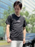 COOKJEANS クックジーンズ 刺繍 ステッチ Tシャツ
