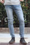【WEB SHOP 限定商品】COOKJEANS クックジーンズ ストレッチスキニー デニムパンツ (Men's/メンズ)