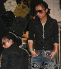 【WINTER SALE・セール】【COOKJEANS/クックジーンズ】ウエスタンシャツ・トップス長袖(men's/メンズ)