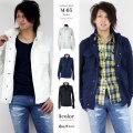 【50%OFF】【COOKJEANS/クックジーンズ】綿麻 M-65 コットン リネン ジャケット(men's/メンズ)