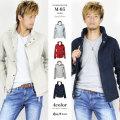 【COOKJEANS/クックジーンズ】ジャーマン ストレッチ M-65 ジャケット(men's/メンズ)