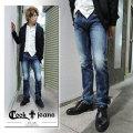 【COOKJEANS/クックジーンズ】Romany デニムパンツ(men's/メンズ)