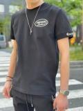 vanson×cookjeans  ストレッチ天竺半袖Tシャツ