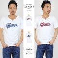 【20%OFF】COOKJEANS クックジーンズ ALWAYS Tシャツ メンズ 半袖Tシャツ 半袖 ティーシャツ プリント アメカジ トップス(men's/メンズ)