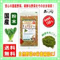 G【送料無料】 国産 コマツナ 粉末 (100g)[やさいパウダー100%] 野菜 粉末 (小松菜) こまつな