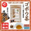 D1【送料無料】 小倉優子さんも飲んでいる話題の!国産 ゴボウ茶 (120g) 秘密はごぼう茶 (牛蒡茶) サポニン!