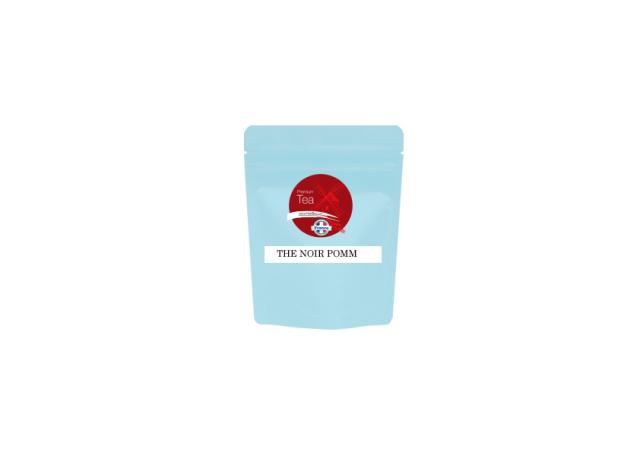 フランス パリの紅茶/フレーバーティー/モンテベロ/MONTEBELLO Paris/プレミアム・ティ/アップル/お徳用40g入りパッケージ